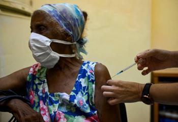 La Habana vacuna a gran parte de su población contra el Covid-19