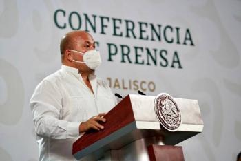 Pese a diferencias políticas, gobiernos trabajan juntos: Enrique Alfaro