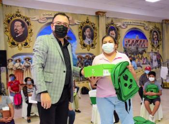 Ayuntamiento de Soledad pone en marcha programa de apoyo de regreso a clases