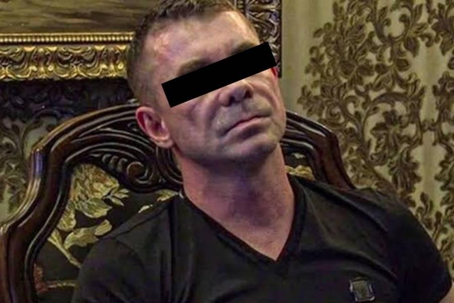 FGR obtiene prisión preventiva oficiosa contra Florian Tudor