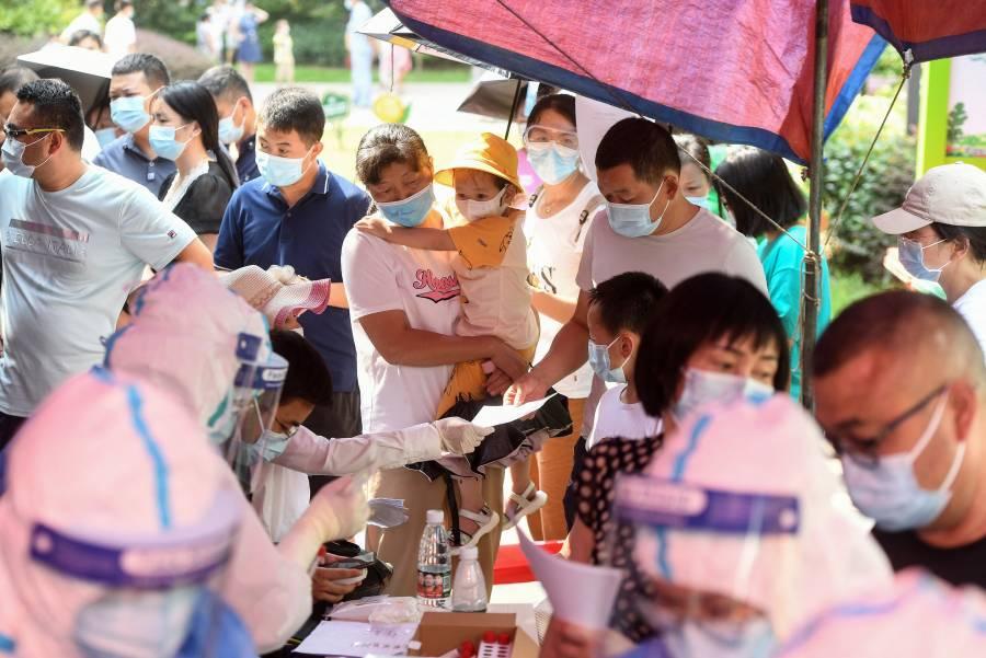 Wuhan hará pruebas a toda su población para detección de variante Delta
