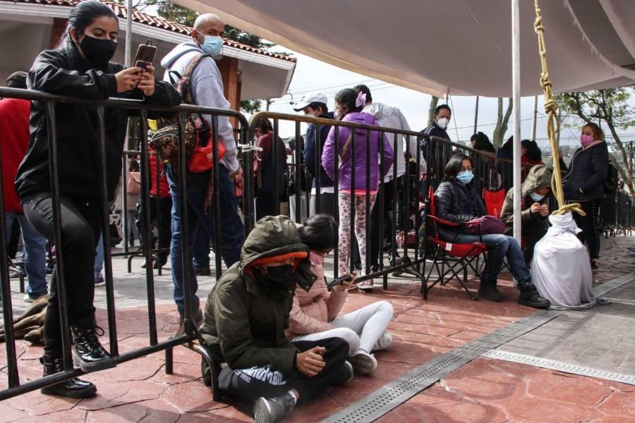 Demandan conocer lista de apoyos y becas a menores en orfandad por Covid