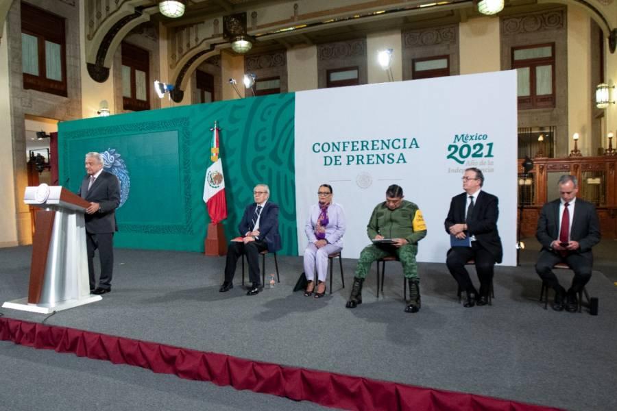 México concluyó el primer contrato de 20 millones de vacunas con Sinovac: Ebrard