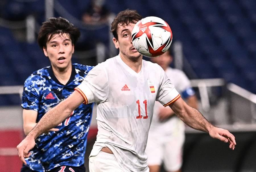 Tokio 2020 | España vence a Japón y jugará la final de futbol contra Brasil