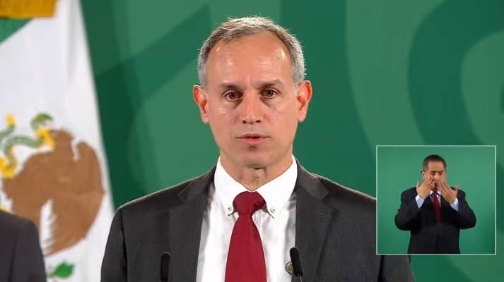 Por la tercera ola de Covid, retoman reconversión de hospitales, anuncia López-Gatell