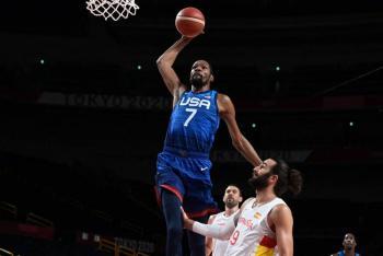 Tokio 2020 | España vuelve a caer ante  EEUU en basquetbol
