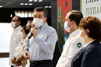 Llegan a Chiapas 121 mil vacunas contra Covid-19