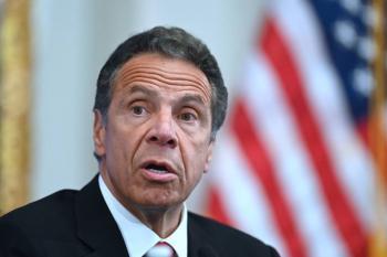 Andrew Cuomo, gobernador de Nueva York,