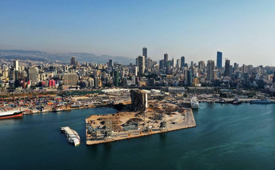 Miles se manifiestan por justicia y rendición de cuentas tras explosión en Beirut