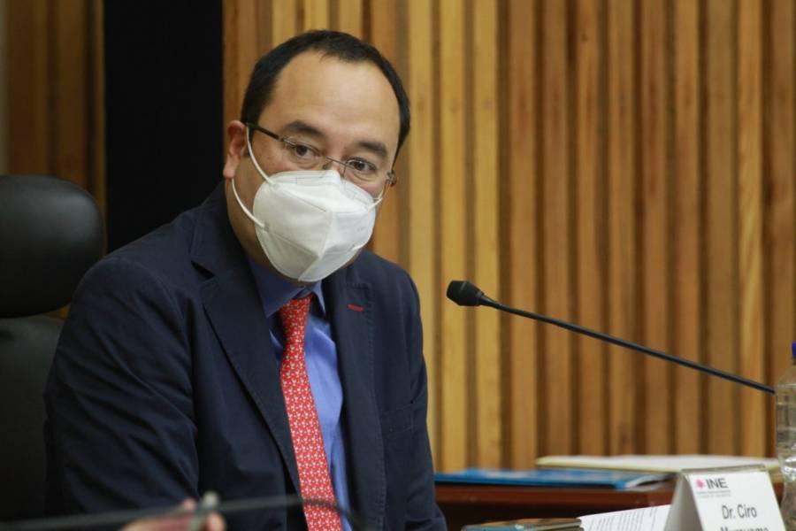 Murayama responde a la 4T por juicio político