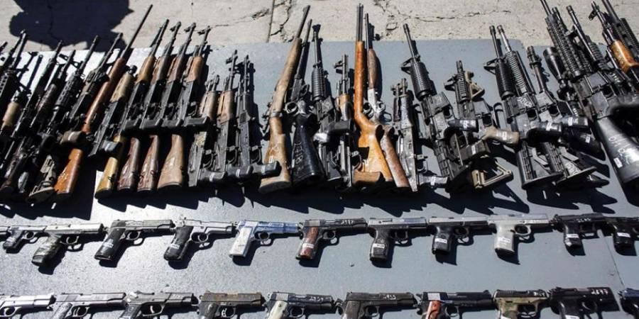 México demanda a fabricantes de armas en EEUU