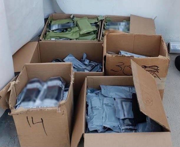 Guardia Nacional aseguró armas
