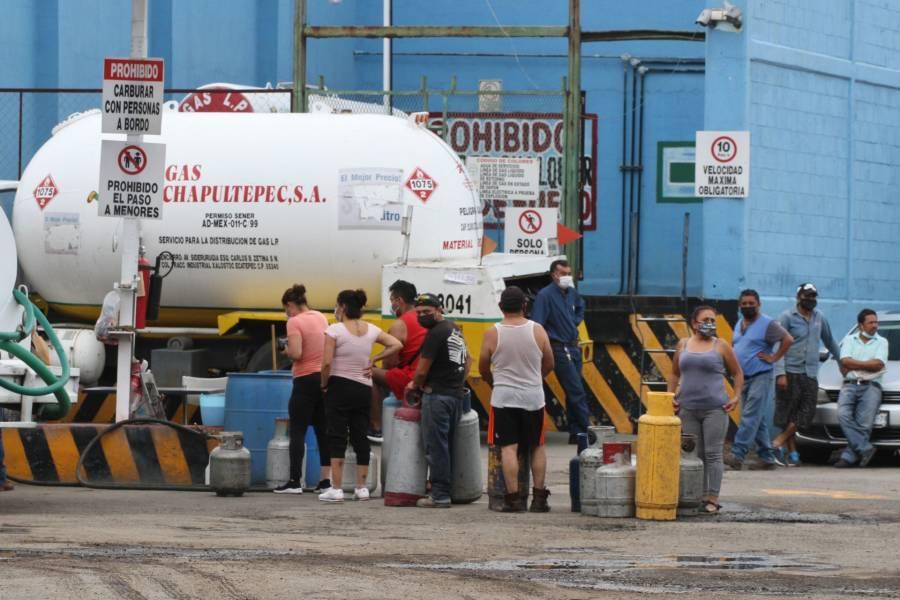 Coparmex llama al diálogo a gaseros y al gobierno