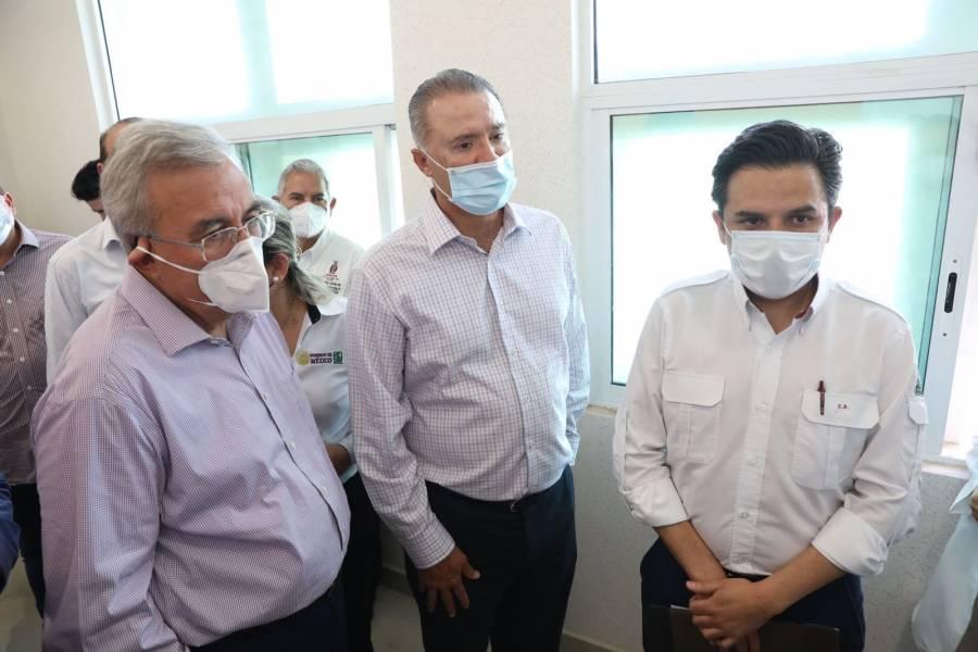 Analizan en Sinaloa reconversión hospitalaria para atender a pacientes con COVID-19