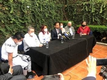 Víctimas de la Línea 12 acusan que no han recibido apoyo del GCDMX