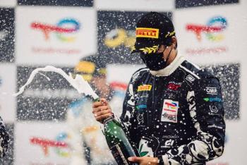 Victoria para piloto mexicano en la Francorchamps de Bélgica