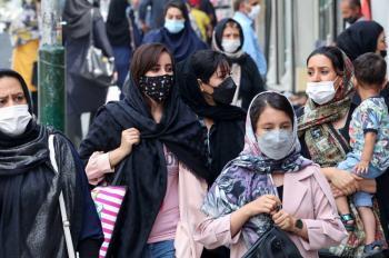 Irán supera los 4 millones de contagios por Covid-19