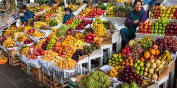Productos básicos acumulan alza de 7 a 13% y la fruta hasta 45% en el último año: GCMA