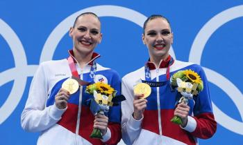 Tokio 2020 | Rusia gana el oro en duetos de nado sincronizado; México termina en el sitio 12
