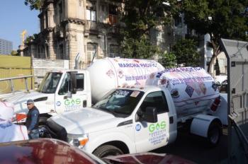 Suministro de gas comenzó a restablecerse en zona metropolitana, afirma Unión de Gaseros
