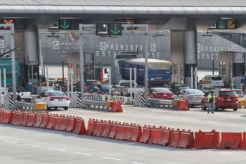 Otra vez, aumentan costos de casetas en Autopista del Sol