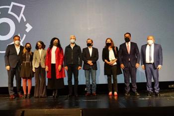 Epigmenio Ibarra inaugura nuevos foros en los Estudios Gabriel García Márquez