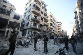Pide México aclarar situación de sustancias químicas en ataque en Siria