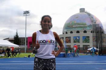 Tokio 2020 | Marchista Valeria Ortuño aparece en escena en los Juegos Olímpicos