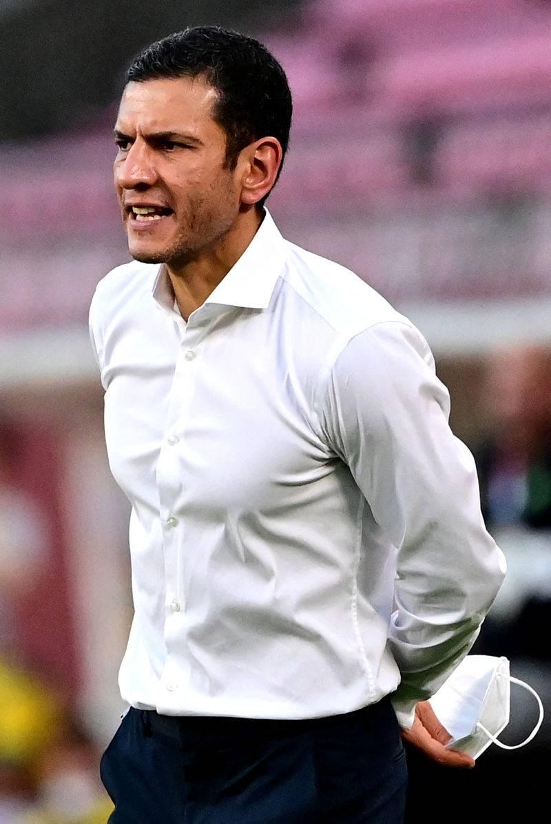 Jaime Lozano dejará la Selección Mexicana tras Tokio 2020