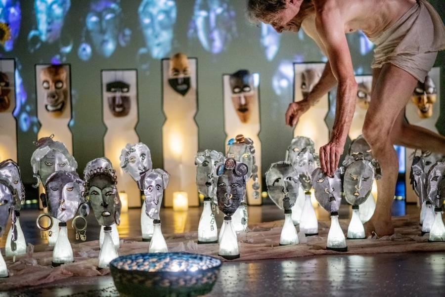 """Compañía sueca presenta su espectáculo """"Whomyn"""" en FITCali 2021"""