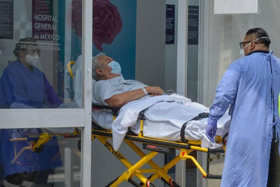 En 24 horas, se registran 21 519 contagios y 618 fallecidos por Covid