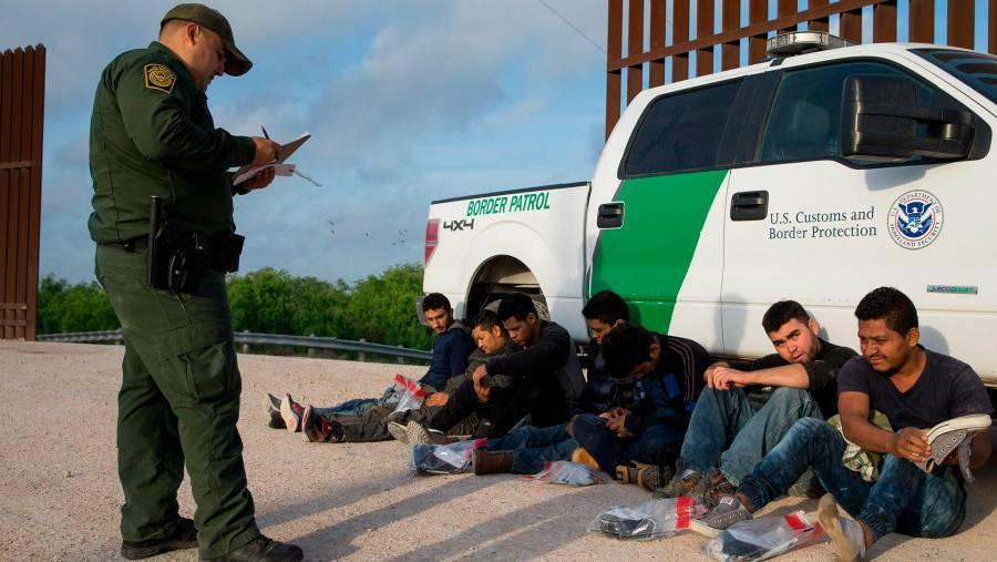 Migrantes detenidos en EEUU suman casi 27 mil hasta julio de este año: ICE
