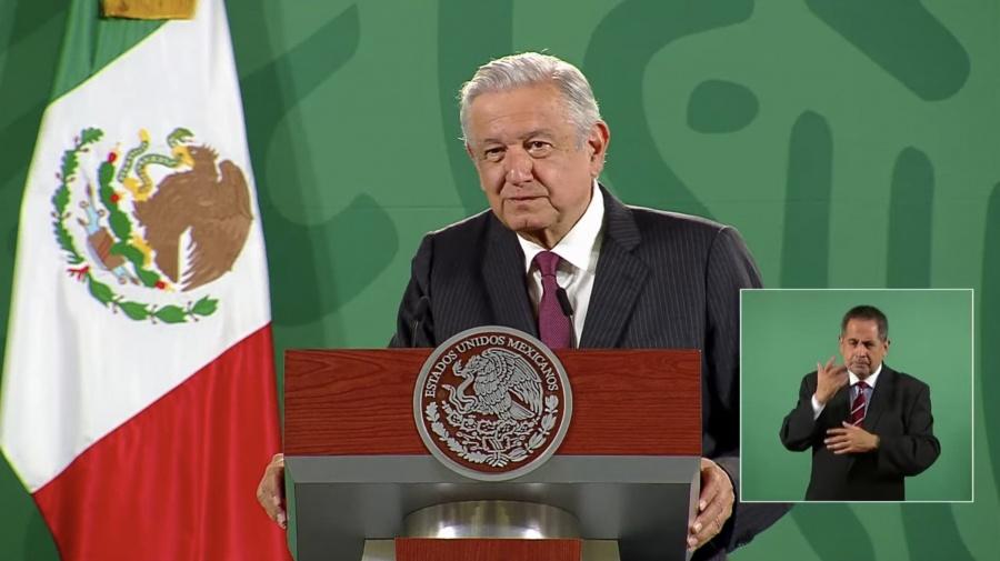"""""""Es el colmo que quieran impedir consulta de revocación de mandato"""": AMLO"""