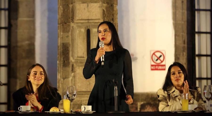 De la alianza PRI, PAN y PRD, saldrá el Presidente de la República y el Jefe de Gobierno: Sandra Cuevas