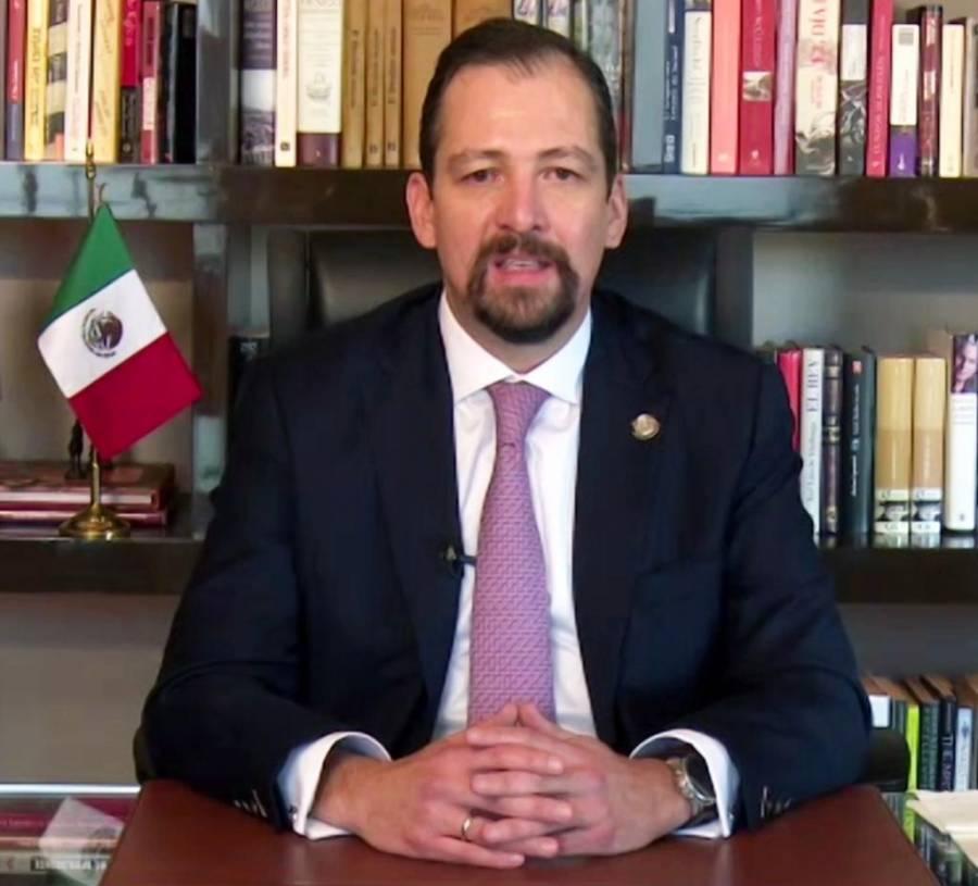 Destituyen al presidente del TEPJF; Vargas dice no me voy