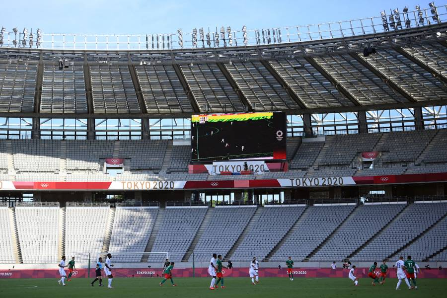 Tokio 2020 | Cambia el horario del juego de México ante Japón por el bronce en futbol
