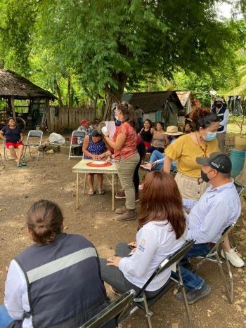 Avanzan acuerdos con familias que serán reubicadas por trazo de Tren Maya