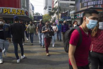 Retrocede Nuevo León a semáforo rojo por Covid-19