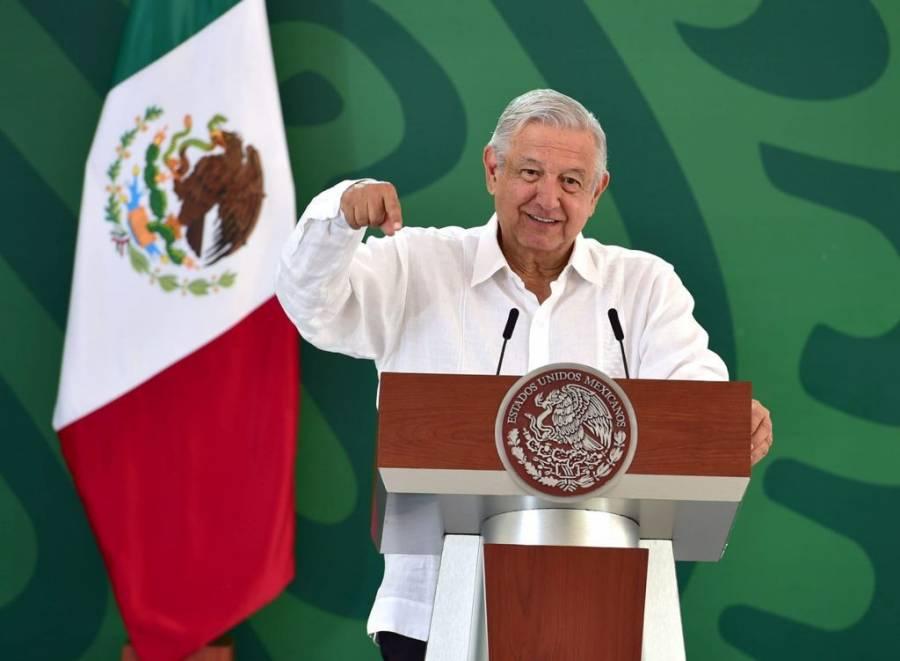 López Obrador felicita a la selección de futbol por medalla de bronce en Juegos Olímpicos