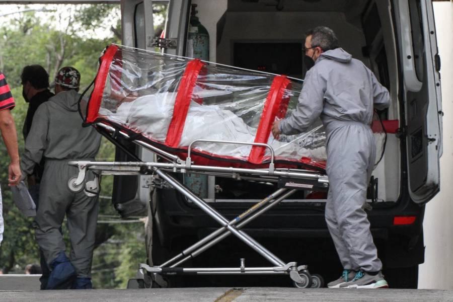 México reporta 2 millones 944 mil 226 casos de Covid-19 y 243 mil 733 fallecidos