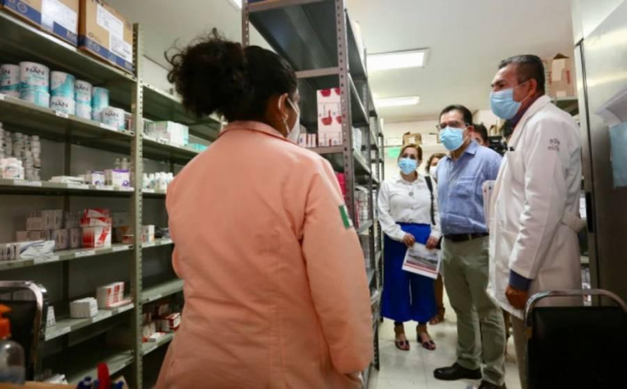 Reforzará el ISSSTE unidades médicas de la costa de Oaxaca
