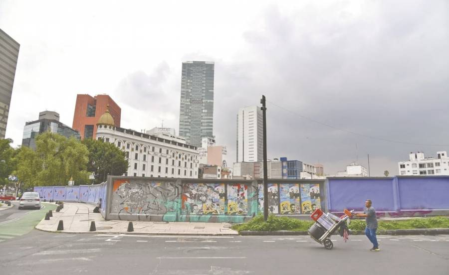 Inversión de hasta 14 mil mdp en 27 proyectos inmobiliarios en Reforma
