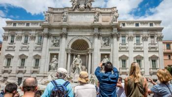Turistas en Italia se encuentran desconcertados por el pasaporte sanitario