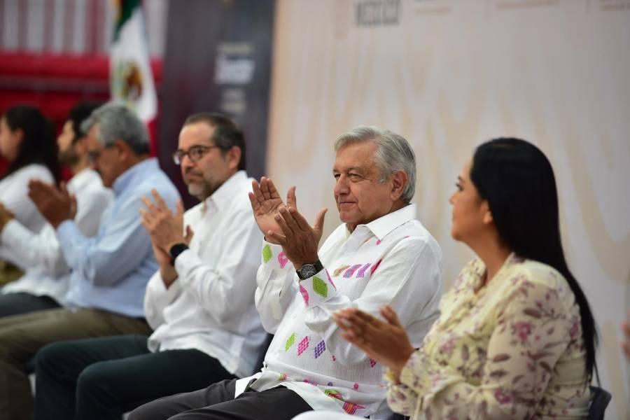López Obrador anuncia programa de rehabilitación para personas con discapacidad