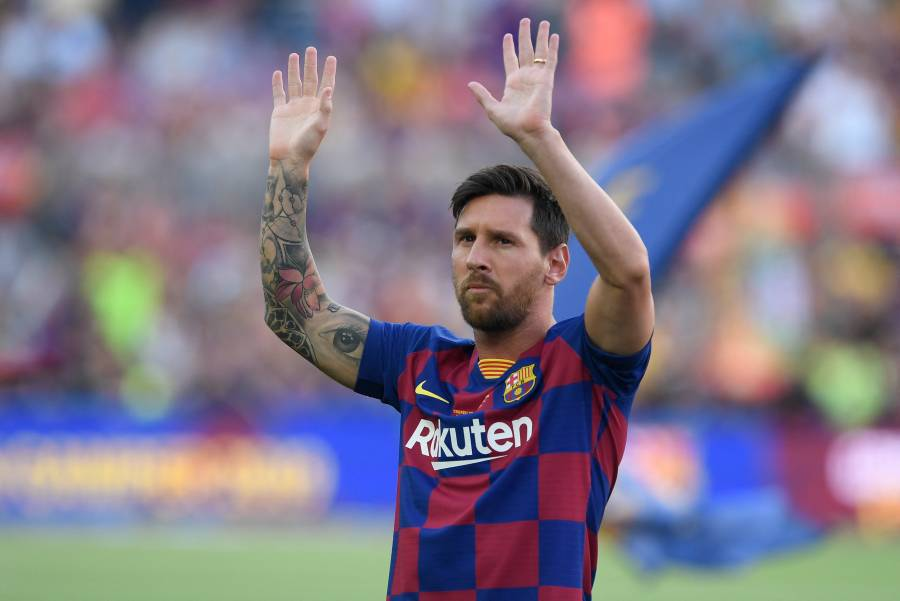 Messi ofrecerá una rueda de prensa tras su salida del Barcelona