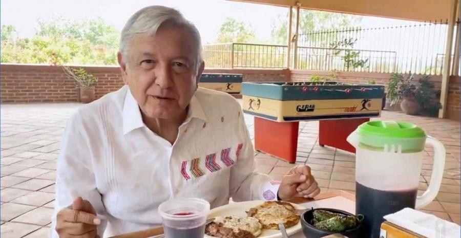Recorrer el país por años, en cumplimiento del deber, me ha permitido conocer pueblos: López Obrador