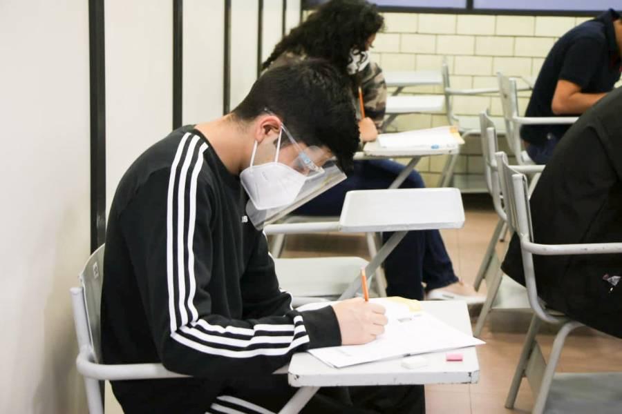 Aplica IPN Examen Complementario para el Nivel Superior
