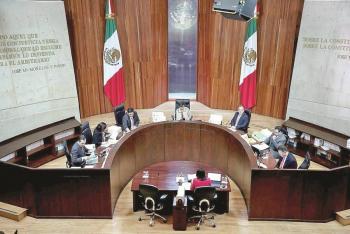 Senadores se pronuncian por el respeto a la autonomía del Poder Judicial de la Federación