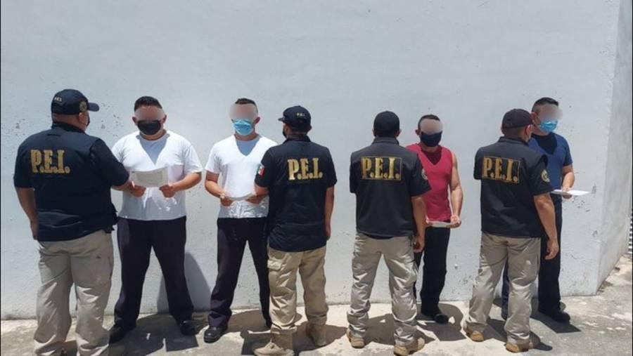 Mérida: aseguran a cuatro policías por tortura, homicidio y abuso sexual