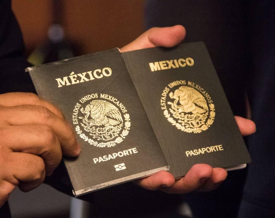 Debido al alza de contagios, la SRE reduce a 30% la emisión de pasaportes